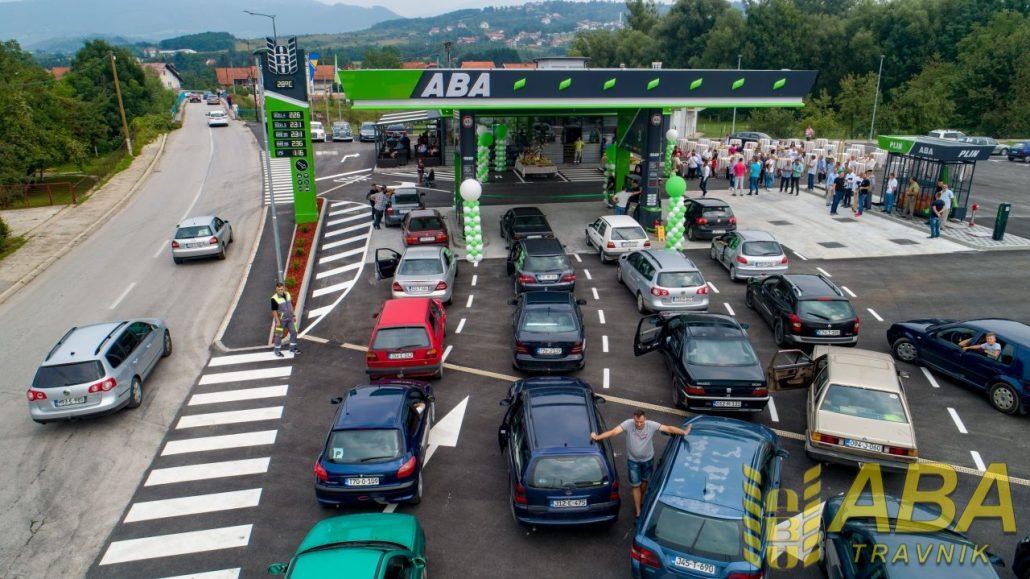 Benzinska pumpa ABA Bugojno